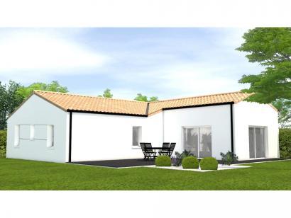 Maison neuve  au  Tablier (85310)  - 269915 € * : photo 2