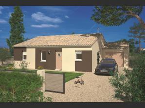 Maison neuve au Tablier (85310)<span class='prix'> 159636 €</span> 159636