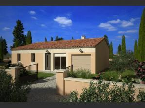 Maison neuve au Tablier (85310)<span class='prix'> 183392 €</span> 183392