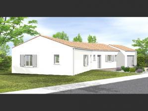 Maison neuve à Saligny (85170)<span class='prix'> 219500 €</span> 219500