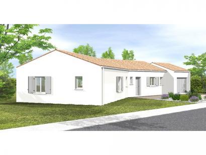 Maison neuve  à  Saligny (85170)  - 219500 € * : photo 1