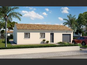 Maison neuve à Saligny (85170)<span class='prix'> 199250 €</span> 199250