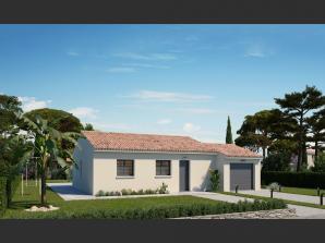 Maison neuve à Saligny (85170)<span class='prix'> 193950 €</span> 193950