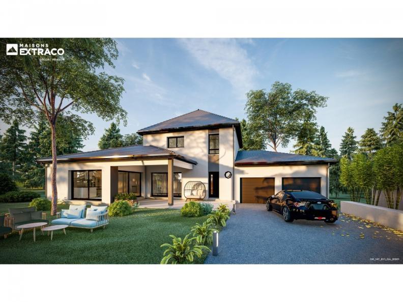 Modèle de maison SM_147_R+1_GA_91901 : Vignette 1