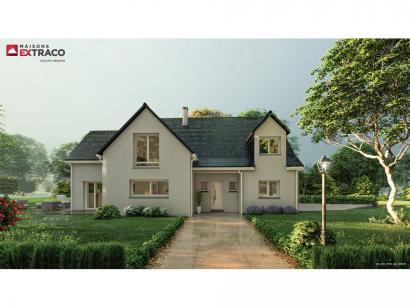 Modèle de maison SM_201_ETG_SS_97673 5 chambres  : Photo 1