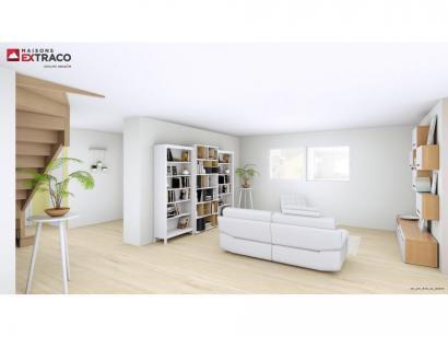Modèle de maison SM_201_ETG_SS_97673 5 chambres  : Photo 2