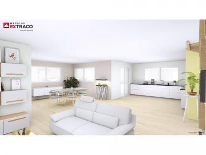 Modèle de maison SM_201_ETG_SS_97673 5 chambres  : Photo 3
