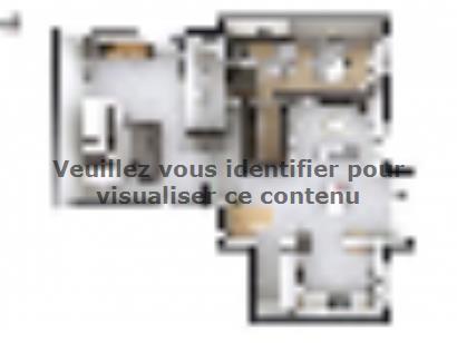 Plan de maison SM_209_R+1_GA_98696 5 chambres  : Photo 1