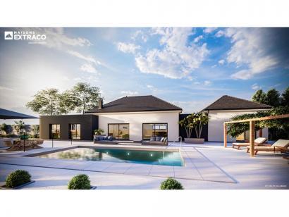 Modèle de maison SM_166_PP_GA_96403 4 chambres  : Photo 1