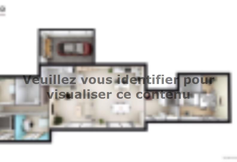 Plan de maison SM_166_PP_GA_96403 : Vignette 1