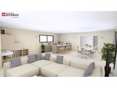 Modèle de maison SM_166_PP_GA_96403 4 chambres  : Photo 2