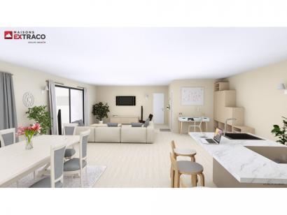 Modèle de maison SM_166_PP_GA_96403 4 chambres  : Photo 3