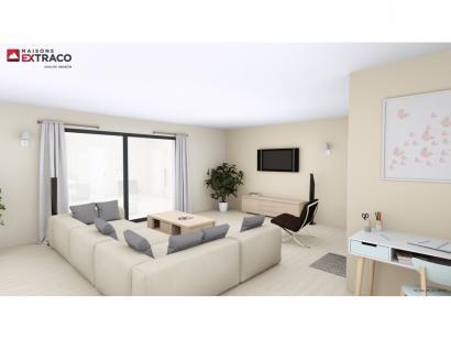 Modèle de maison SM_166_PP_GA_96403 4 chambres  : Photo 4