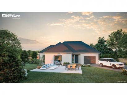 Modèle de maison SM_137_PP_GI_93311 3 chambres  : Photo 1