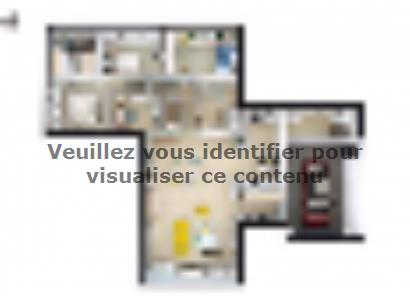 Plan de maison SM_137_PP_GI_93311 3 chambres  : Photo 1