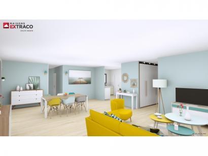 Modèle de maison SM_137_PP_GI_93311 3 chambres  : Photo 2