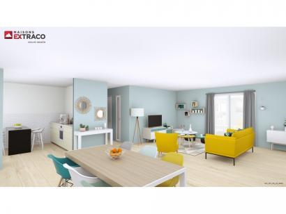 Modèle de maison SM_137_PP_GI_93311 3 chambres  : Photo 3