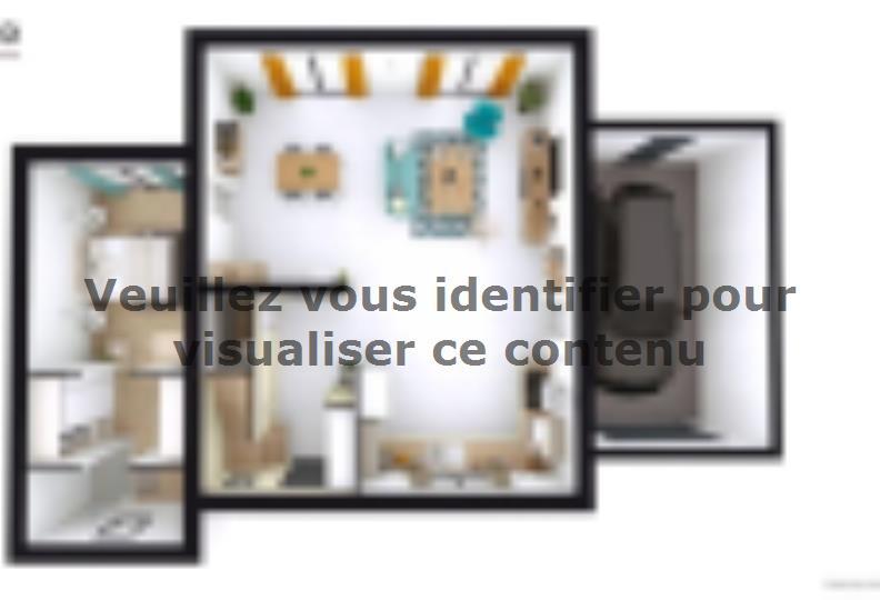 Plan de maison SM_134_R+1_GA_84459 : Vignette 1