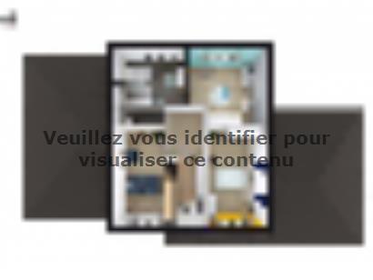 Plan de maison SM_174_R+1_GA_87297 4 chambres  : Photo 2