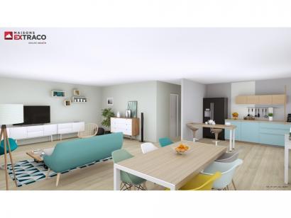 Modèle de maison SM_177_R+1_GA_104521 5 chambres  : Photo 3