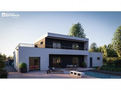 Modèle de maison SM_150_R+1_GA_104177 4 chambres  : Photo 1