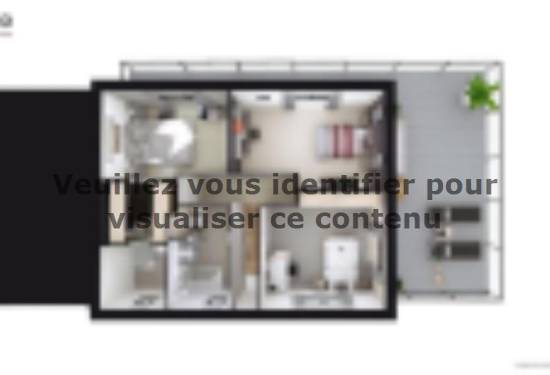 Plan de maison SM_150_R+1_GA_104177 : Vignette 2
