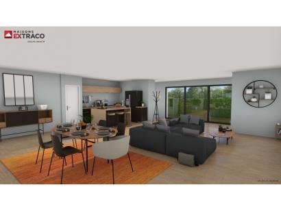 Modèle de maison SM_229_PP_GA_80419 6 chambres  : Photo 2
