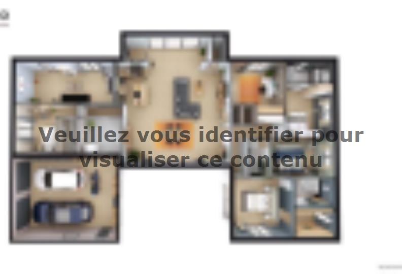 Plan de maison SM_229_PP_GA_80419 : Vignette 1