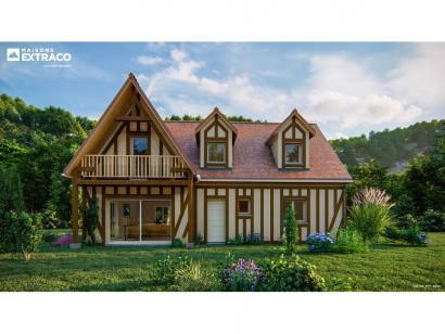 Modèle de maison SM_139_ETG_99176 4 chambres  : Photo 1