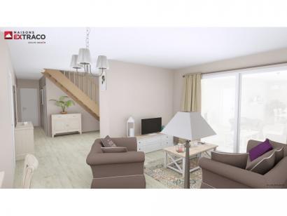 Modèle de maison SM_139_ETG_99176 4 chambres  : Photo 3