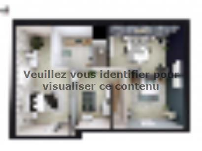 Plan de maison SM_139_ETG_99176 4 chambres  : Photo 1