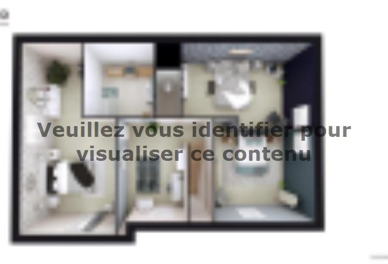Plan de maison SM_139_ETG_99176 : Vignette 1