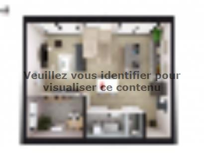 Plan de maison SM_140_R+1_103081 3 chambres  : Photo 1