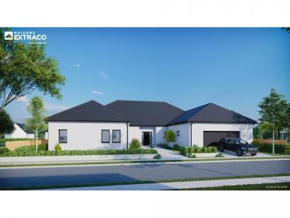 Modèle de maison SM_226_PP_GA_97756 5 chambres  : Photo 1
