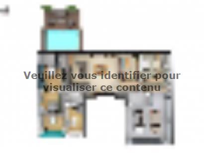 Plan de maison SM_226_PP_GA_97756 5 chambres  : Photo 2