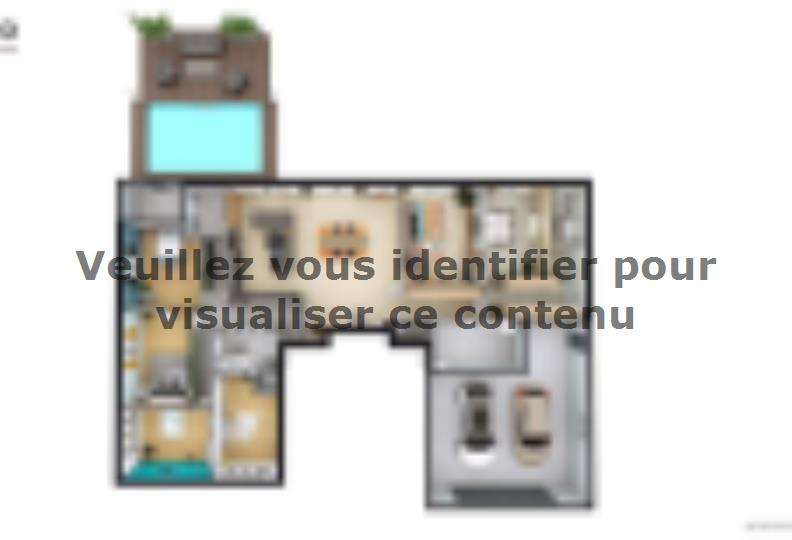 Plan de maison SM_226_PP_GA_97756 : Vignette 2