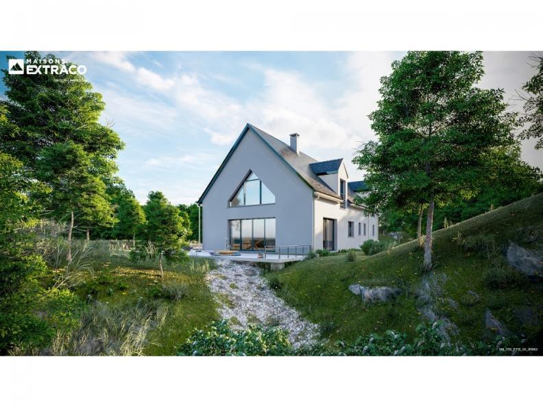 Modèle de maison SM_175_ETG_GI_91952 : Vignette 1