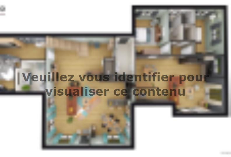 Plan de maison SM_235_R+1_87215 : Vignette 1