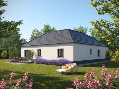 Maison neuve  à  Toutainville (27500)  - 218300 € * : photo 2