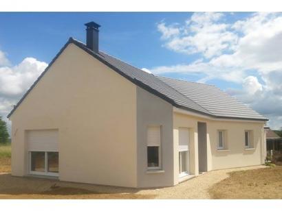 Modèle de maison PLP_V_SG_97m2_3ch_P15197 3 chambres  : Photo 2