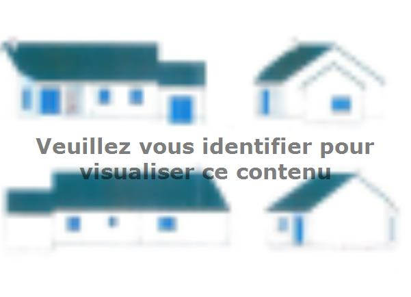 Plan de maison PLP_V_SG_97m2_3ch_P15197 : Vignette 1