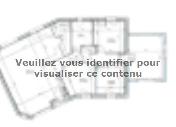 Plan de maison PLP_V_SG_97m2_3ch_P15197 : Vignette 2