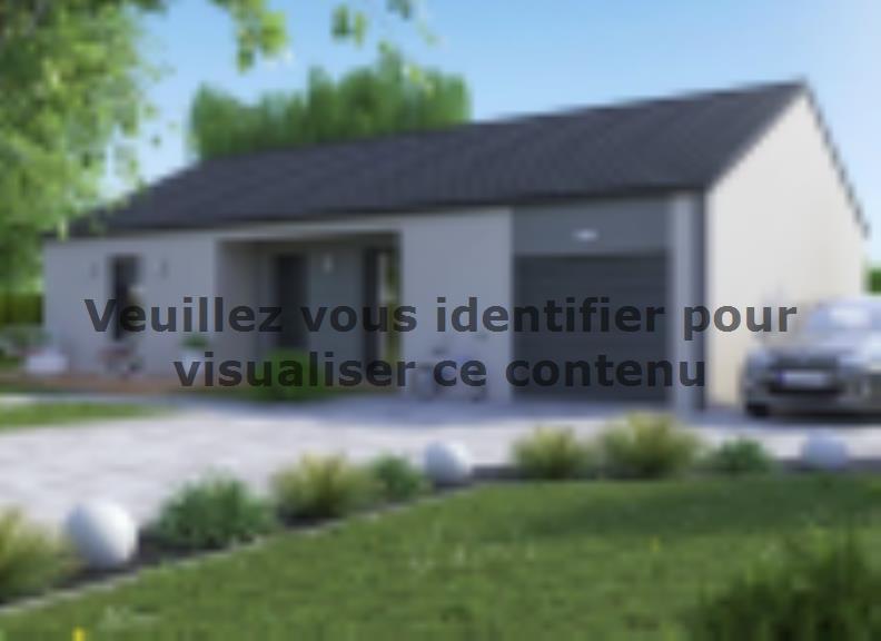 Maison neuve Rémilly 215000 € * : vignette 3