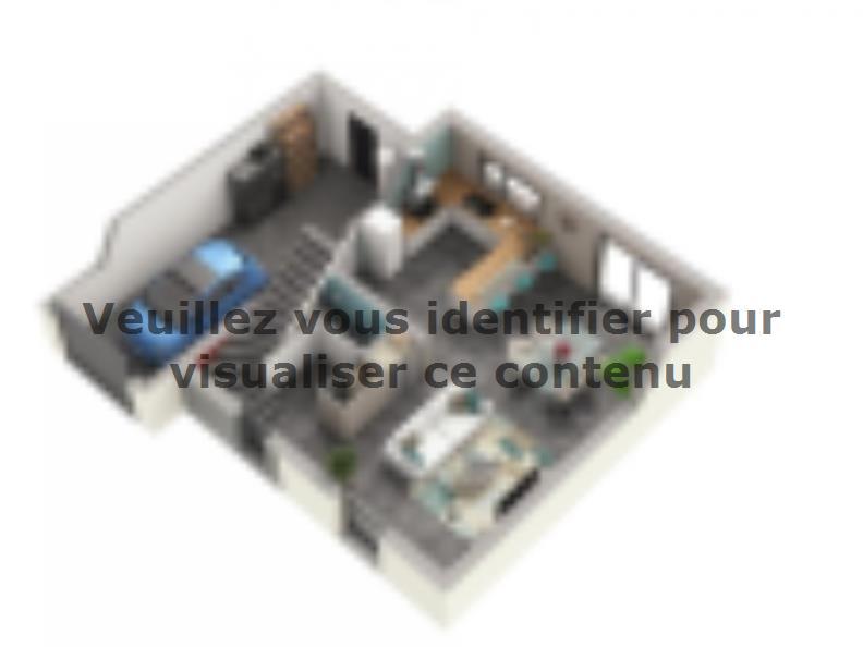 Maison neuve Courcelles-Chaussy 255900 € * : vignette 1