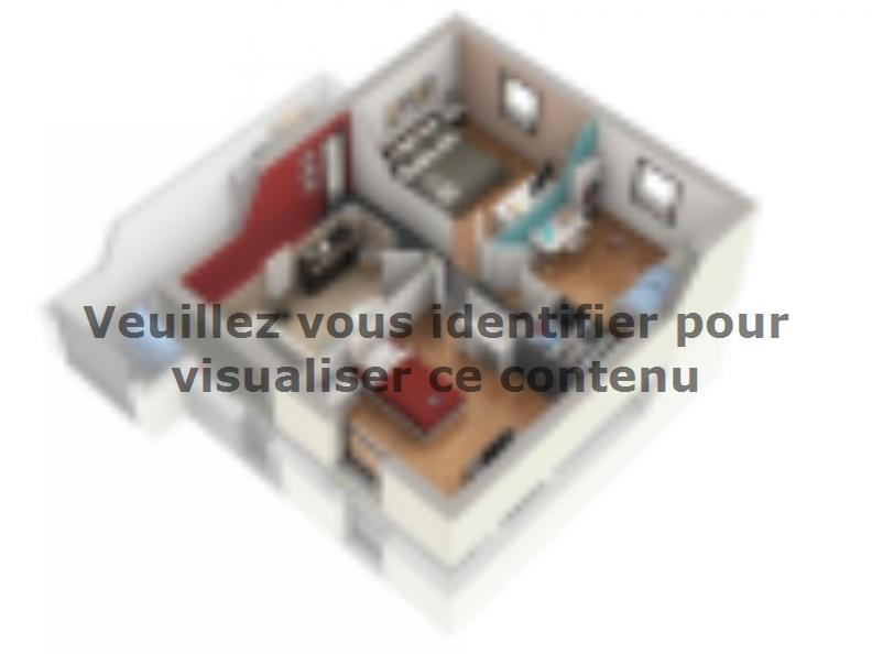 Maison neuve Courcelles-Chaussy 255900 € * : vignette 2