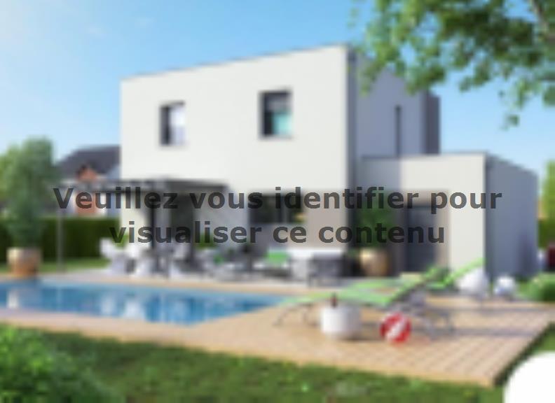 Maison neuve Courcelles-Chaussy 255900 € * : vignette 4