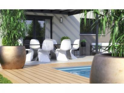 Maison neuve  à  Courcelles-Chaussy (57530)  - 255900 € * : photo 5