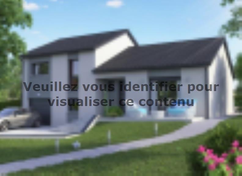 Maison neuve Courcelles-Chaussy 255900 € * : vignette 3