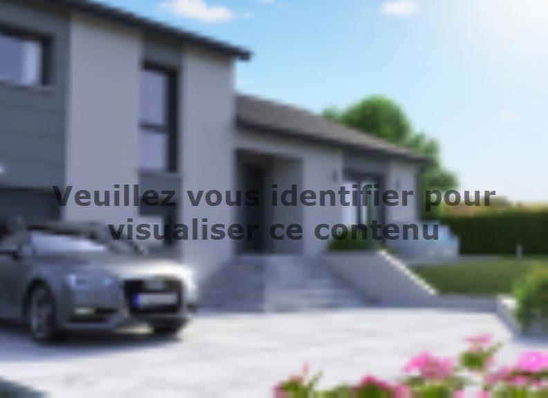 Maison neuve Courcelles-Chaussy 255900 € * : vignette 5