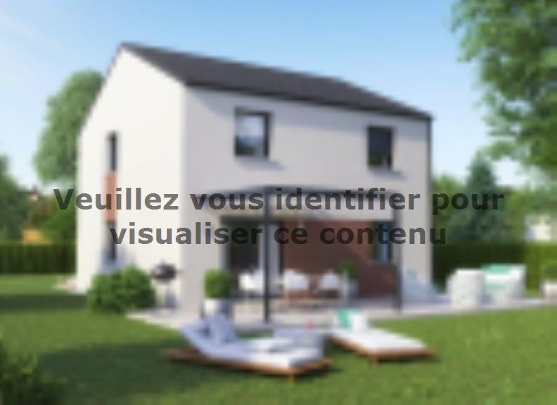 Maison neuve Courcelles-Chaussy 239900 € * : vignette 4